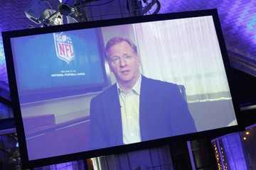 Roger Goodell Rise Up For Resilience Gala Hosted By Tuesday's Children