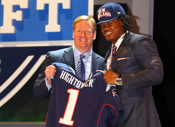 2012 NFL Draft - First Round []