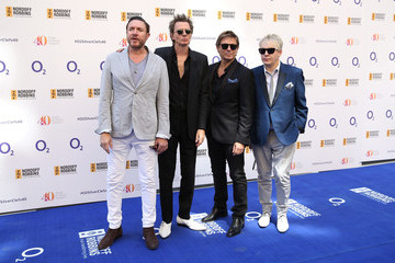 Roger Taylor Nordoff Robbins O2 Silver Clef Awards - Arrivals