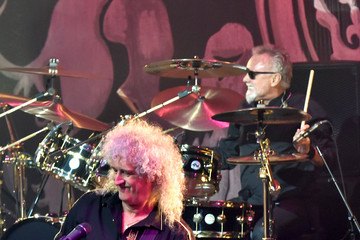 Roger Taylor Queen + Adam Lambert for iHeartRadio Live