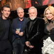 Roger Taylor Vanity Fair And Genesis Celebrate The Cast Of 'Bohemian Rhapsody'