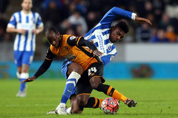 Rohan Ince Hull City v Brighton & Hove Albion - The Emirates FA Cup Third Round