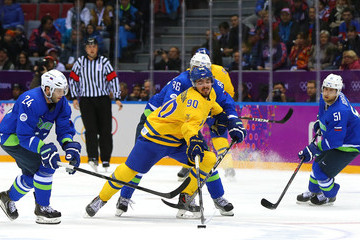 Rok Ticar Ice Hockey - Winter Olympics Day 12