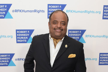 Roland Martin Robert F. Kennedy Human Rights Hosts Annual Ripple of Hope Awards Dinner - Arrivals