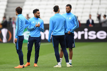 Rolando Olympique de Marseille v Club Atletico de Madrid - UEFA Europa League Final Previews