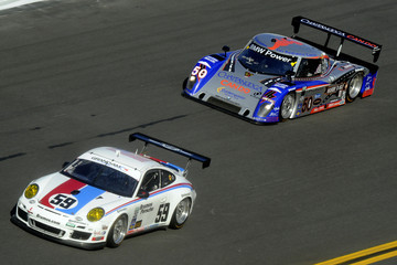 Byron Defoor Rolex 24 At Daytona