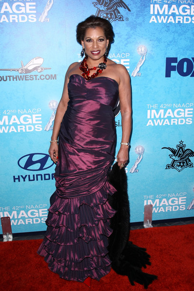 Rolonda Watts Actress Rolonda Watts arrives at the 42nd NAACP Image Awards after party at the SLS Hotel Beverly Hills on March 4, 2011 in Los Angeles, California.