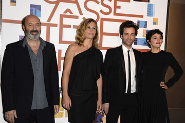 Romain Duris 'Casse Tete Chinois' Premieres in Paris