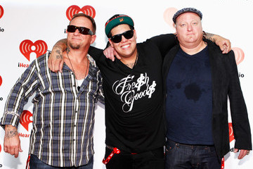 Rome Ramirez iHeartRadio Music Festival - Day 2 - Press Room