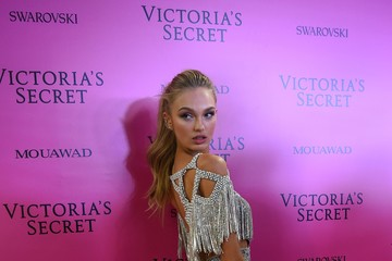 Romee Strijd 2017 Victoria's Secret Fashion Show in Shanghai - After Party