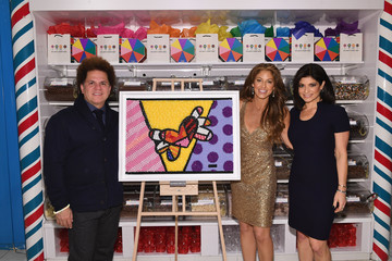 Romero Britto Dylan Lauren Celebrates the Sweet 16 of Dylan's Candy Bar