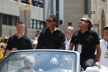 Ron Burkle Pittsburgh Penguins Victory Parade and Rally