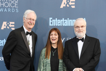 Ron Clements The 22nd Annual Critics' Choice Awards - Arrivals