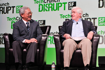 Ron Conway Ed Lee TechCrunch Disrupt SF: Day 1