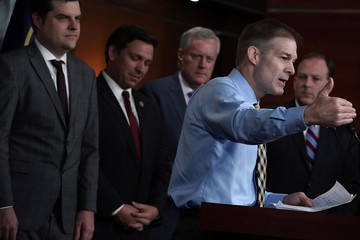 Ron DeSantis Rep. Lee Zeldin And Other House Members Call For Special Counsel Investigation Into Misconduct At DOJ And FBI