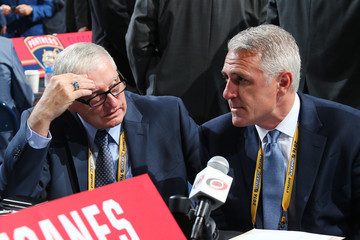 Ron Francis 2016 NHL Draft - Round One
