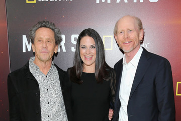 Ron Howard National Geographic Channel 'Mars' Premiere NYC