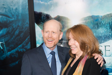 Ron Howard Cheryl Howard 'In the Heart of the Sea' New York Premiere - Outside Arrivals