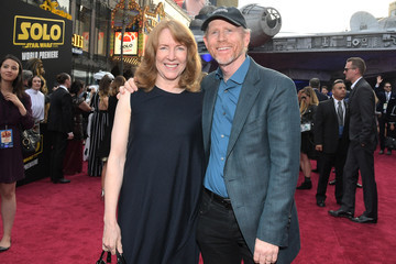 Ron Howard Cheryl Howard Stars And Filmmakers Attend The World Premiere Of 'Solo: A Star Wars Story' In Hollywood
