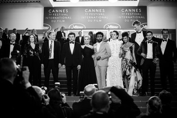 Ron Howard Donald Glover Alternative View In Black & White - The 71st Annual Cannes Film Festival