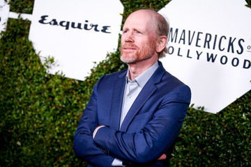 Ron Howard Esquire's Annual Maverick's Of Hollywood - Arrivals