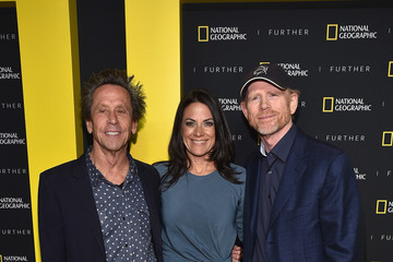 Ron Howard National Geographic's Further Front Event In New York City - Red Carpet