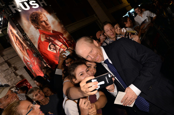 'Rush' Premieres in Rome — Part 3