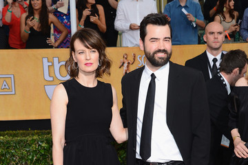 Ron Livingston 20th Annual Screen Actors Guild Awards - Arrivals