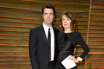 Ron Livingston Stars at the Vanity Fair Oscar Party