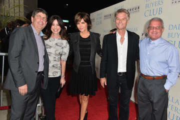 Ron Meyer Jeff Shell 'Dallas Buyers Club' Premieres in Beverly Hills — Part 2