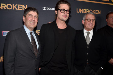 Ron Meyer Jeff Shell 'Unbroken' Premieres in Hollywood — Part 4