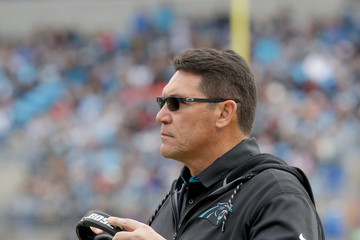 Ron Rivera Atlanta Falcons v Carolina Panthers