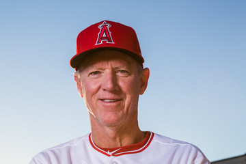 Ron Roenicke Los Angeles Angels of Anaheim Photo Day