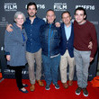 Ron Suskind Montclair Film Festival 2016 Opening Night 'Life Animated'
