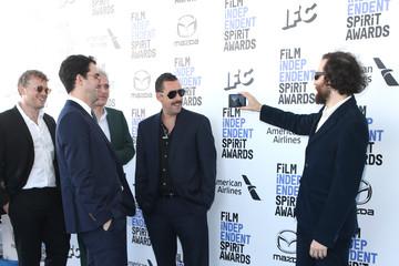 Ronald Bronstein Benny Safdie 2020 Film Independent Spirit Awards  - Arrivals