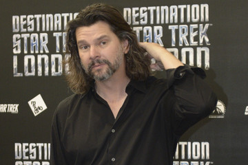 Ronald D. Moore Destination Star Trek London - Photocall