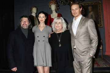 Ronald D. Moore 'Outlander' and Saks Fifth Avenue Photocall