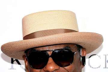 Ronald Isley 141st Kentucky Derby - Arrivals - Album 2