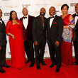 Ronald K. Brown Arrivals at the Torch Ball