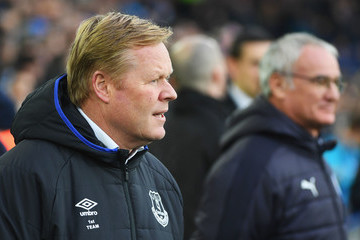 Ronald Koeman Everton v Leicester City - The Emirates FA Cup Third Round