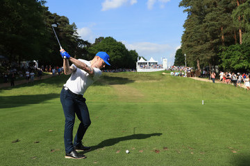 Ronan Keating BMW PGA Championship - Previews