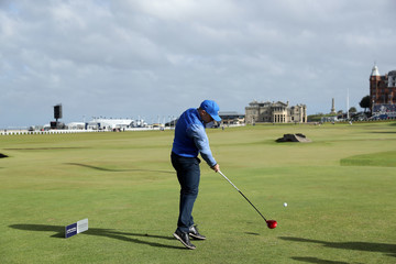 Ronan Keating Alfred Dunhill Links Championship - Day One