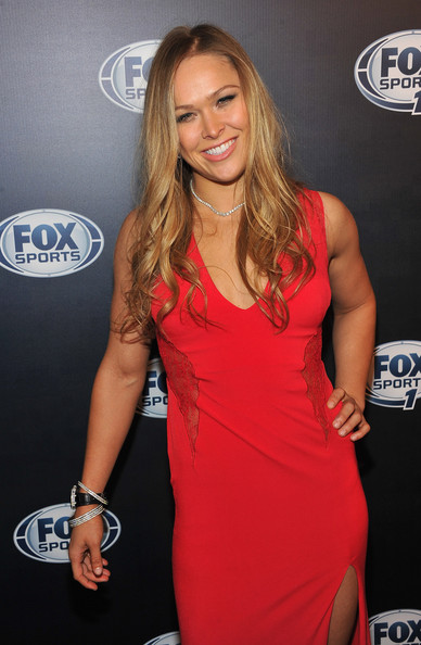 ... in this photo ronda rousey mma fighter ronda rousey attends the 2013
