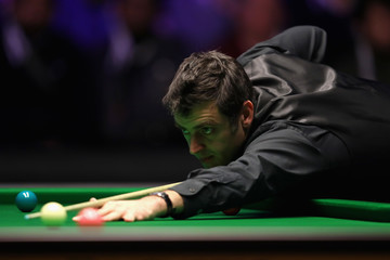 Ronnie O'Sullivan The Dafabet Masters - Day Three