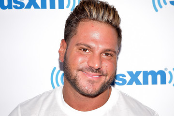 Ronnie Ortiz-Magro Celebrities Visit SiriusXM - July 9, 2019