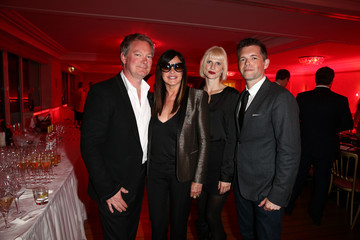 Ronnie Sassoon Michel Comte Dinner in Cannes
