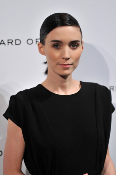 Rooney Mara 2011 National Board Of Review Awards Gala Inside Arrivals