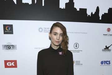 Rooney Mara Annual Charity Day Hosted By Cantor Fitzgerald And BGC - BGC Office - Inside