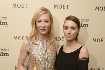 Rooney Mara The Moet & Chandon Lounge at The 2014 Santa Barbara International Film Festival -  Honoring Cate Blanchett