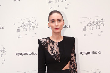 Rooney Mara Amazon Studios Premiere Of 'Don't Worry, He Wont Get Far On Foot' - Arrivals
